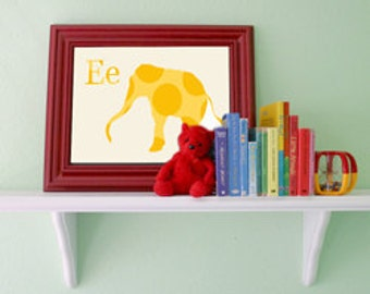 E is for Elephant PDF