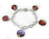 Golden Girls charm bracelet