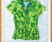 Aloha Shirt - S\/M