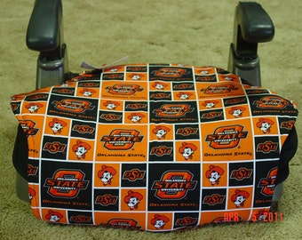 OSU toddler booster seat cover