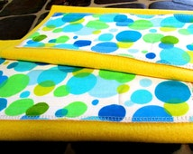 2 Reusable Mop Pads for Swiffer Wet Jet  - Green Cleaning - Spring Cleaning - Comes with Natural Floor Cleaning Recipe