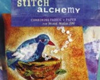Stitch Alchemy Book Interweave Press