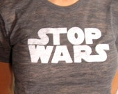 Stop Wars Tee