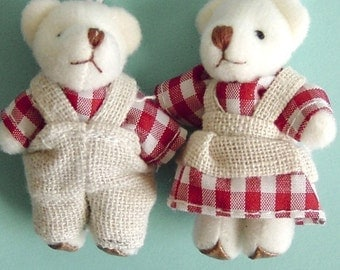 Mr and Mrs Bear