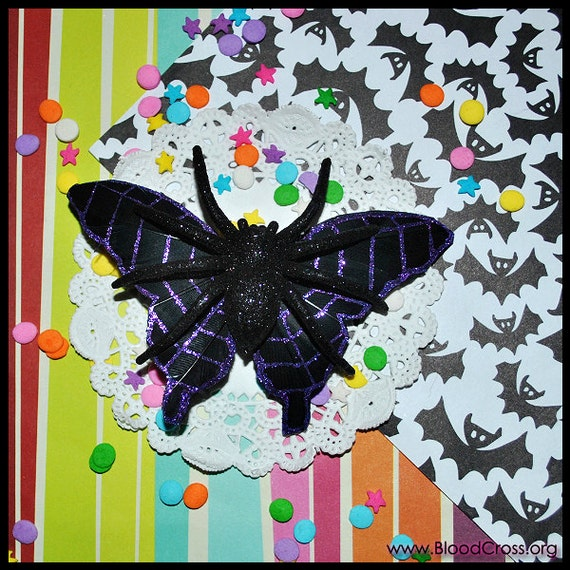 SALE - Butterfly Spider Bows - PICK ONE