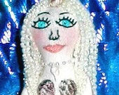Good Karma Mini Mermaid Doll (blonde)