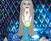 Good Karma Mini Mermaid Doll (light brown hair)