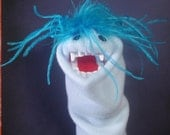 Handpuppet Boy Dragon with Teeth