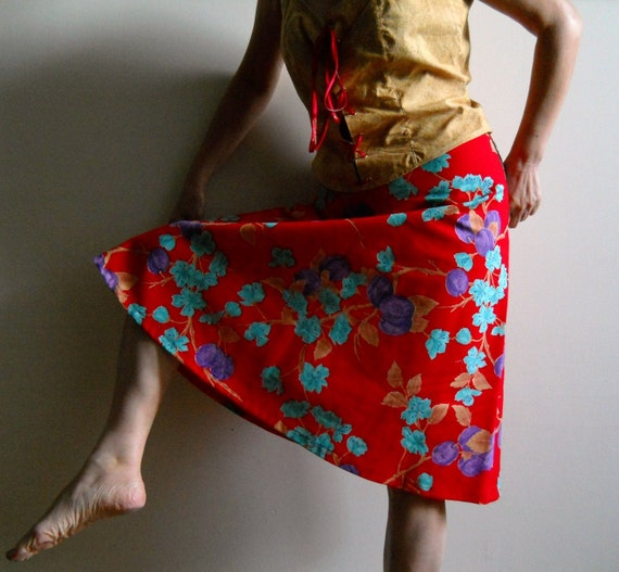 Flared Skirt--FREE SHIPPING