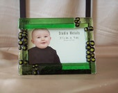 3/2x5 Fused glass picture frame 9