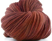 Smaug's Treasure - 105g 300yd all wool single ply sport weight - 4 skeins available