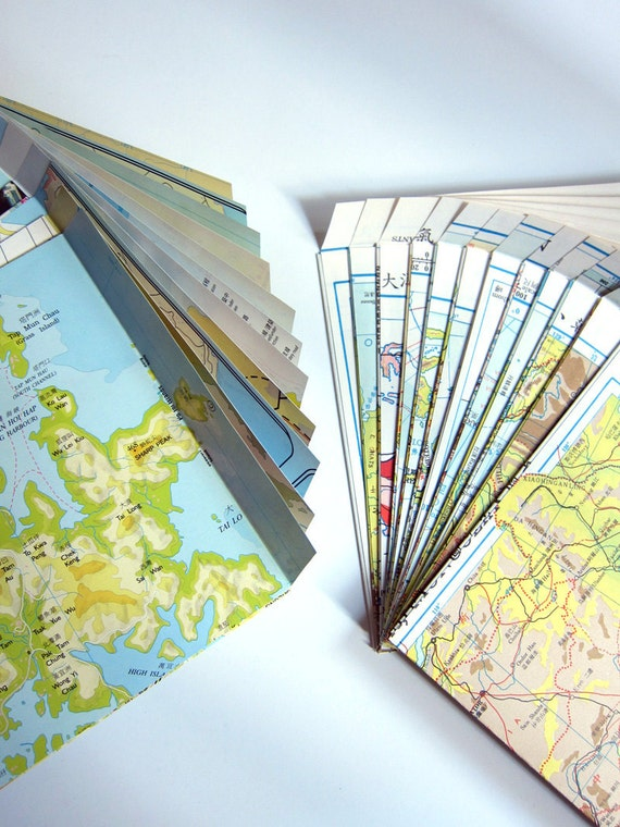 Super SALE - 48 Map Green Sleeves (atlas-recycled CD/DVD cases)