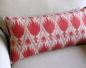 CASABLANCA  IKAT Large Sofa ready to use pillow  12x24