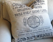 CHERRY HINTON MILLS 26x26 Super Large Pillow Cover