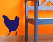 Chicken - Vinyl Wall Art Decal Sticker Graphic