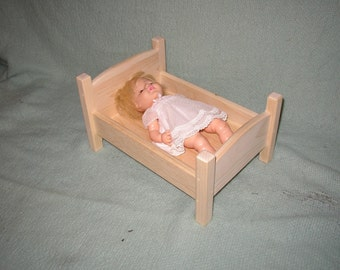 """12"""" Doll Bed"""