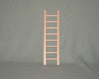 Ladder for Doll Double Bunkbeds - Unfinished