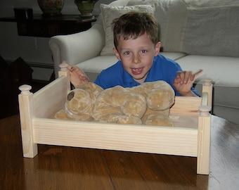 Big Boy Teddy Bear Bed