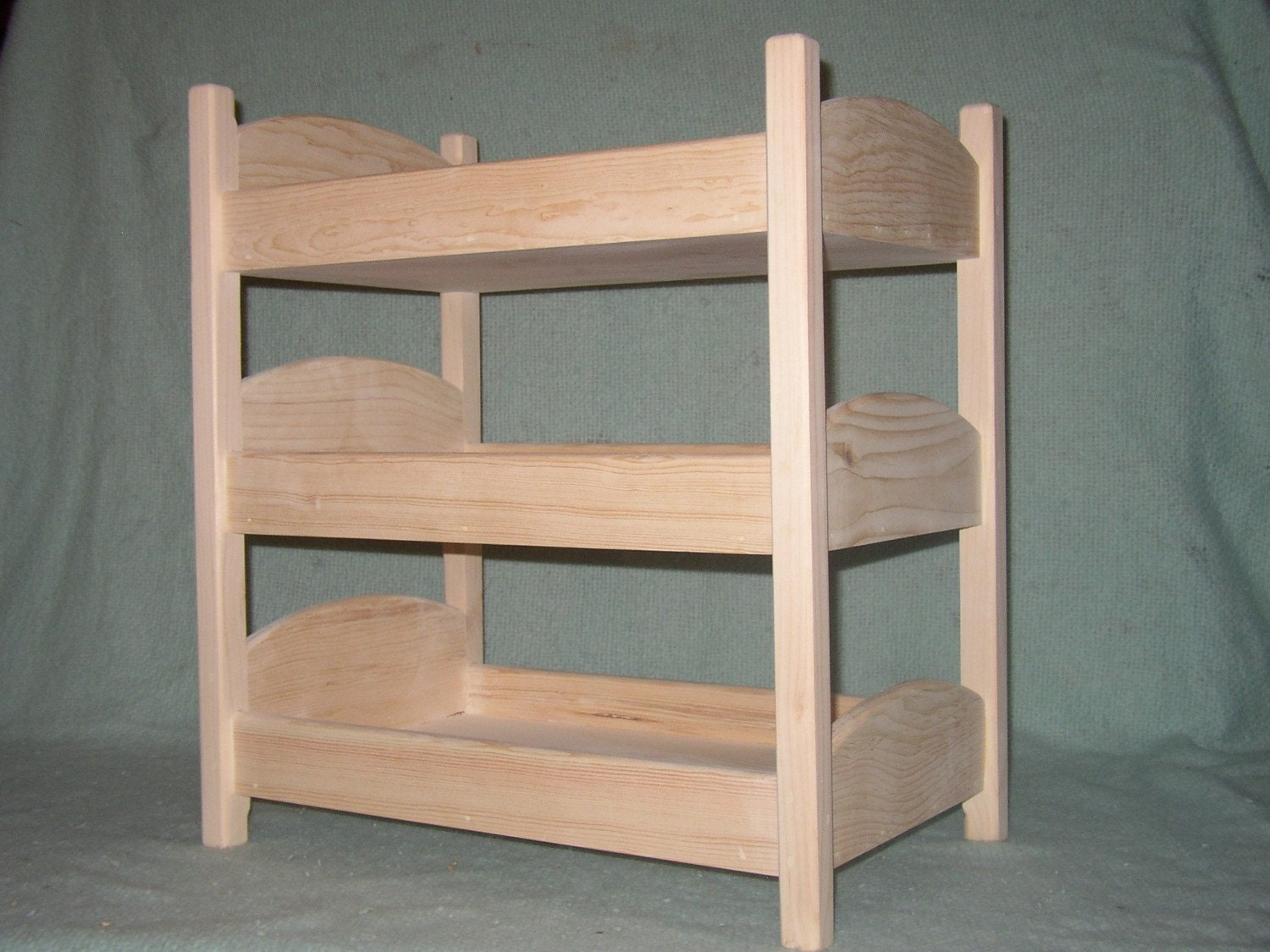 Triple Doll Bunk-Bed
