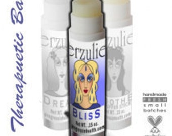 All Natural Aromatherapy Balm in BLISS(tm)   Stress Relief Balm with Avocado, Mango and Shea Butters