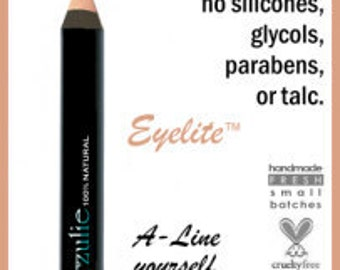 Organic Mineral Highlighting Corrector Concealer Pencil Eyelite™ Pink Pencil Brightens Eyes  Organic Makeup Perfect for Waterline