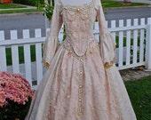 Lizzy Ann Elizabethan Antoinette Fantasy Gown Custom