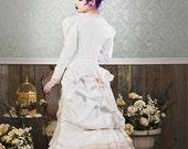 Victorian Reproduction Set Skirt Jacket and Parisian Skirt Custom