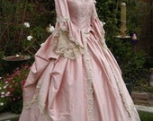 Marie Antoinette Fantasy Gown Your size/Color