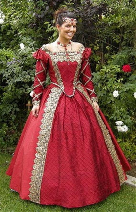 elizabethan era dresses - photo #32