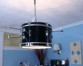 Musical Drum Light Pendant large Free Shipping Limited time only