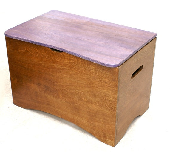 Modern Child  Toy Box