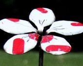 Yard Stake Flower