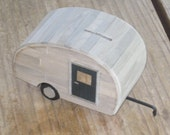 Coin Bank - The Little Old Trailer Bank (no. 4G)