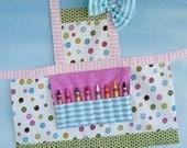 Child Apron Sewing Pattern - Three Sizes - PDF ePattern