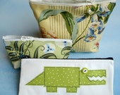 Sewing Pattern for Zippered Pouch - PDF e-Pattern