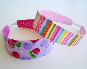 Headband Sewing Pattern with Flower - PDF e-Pattern