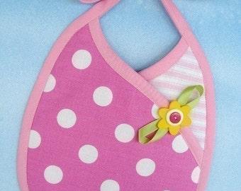 Crossover Baby Bib Sewing Pattern - PDF ePattern