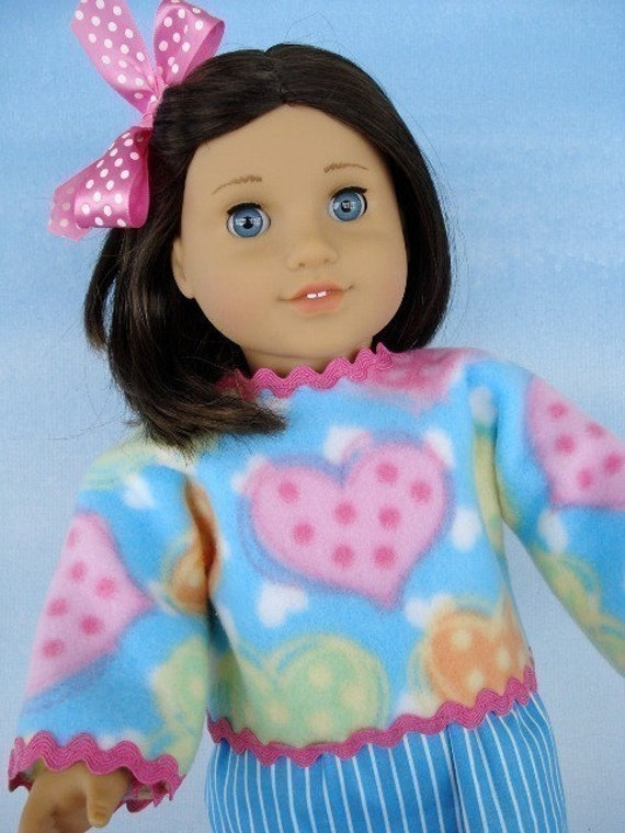 how to make a doll sweatshirt