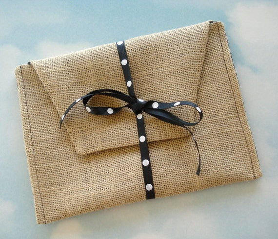 Sewing Pattern for Envelope Pouch - PDF ePattern