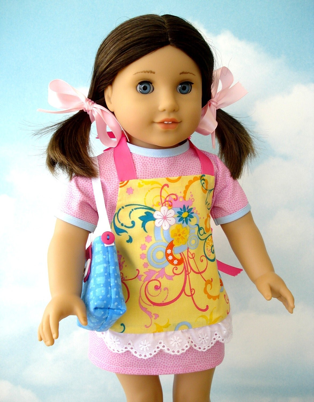 18 inch american girl doll clothes sewing by preciouspatterns