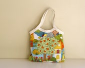 SALE - Childhood - Simple Tote