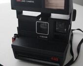 polaroid AUTOFOCUS 640 instant Land CAMERA