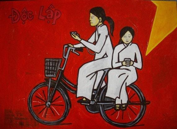 Vietnam Independence Poster