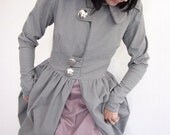 Bubble Coat Dress