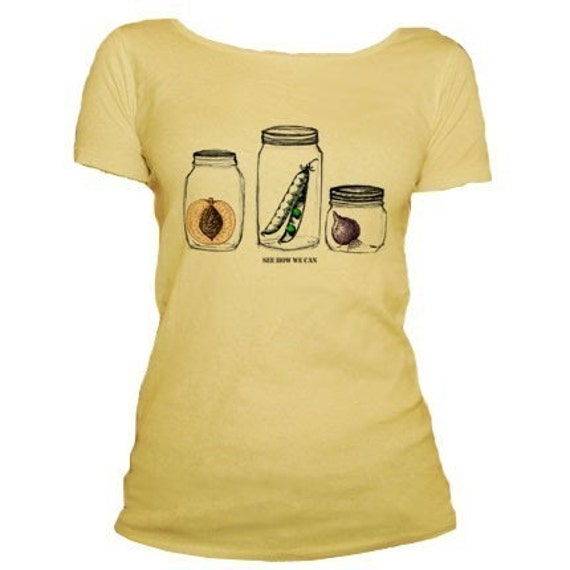SEE HOW WE CAN - Women's organic cotton tshirt, HAND-DYED