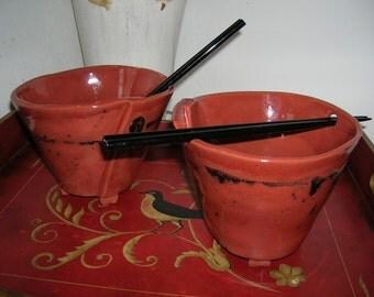 Red Noodle  Bowls