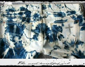 Size-12 New Handmade Custom tie dyed Old Navy flirt Swarovski crystal jeans