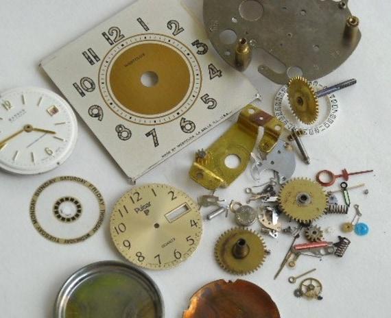 Steampunk Jewelry Diy Steampunk Jewelry Vintage