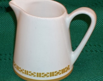 VINTAGE--Creamer by Syracuse China