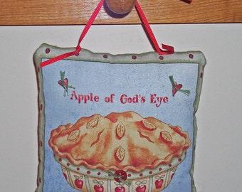 PILLOW---Apple of God's Eye
